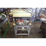 2005 Tommy Nielsen manual feed sealer, Model Universal 300FS, SN 880427 { Rigging Fee: $25}