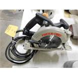 Porter Cable 7-1/4 in. Model 347 Heavy Duty Circular Saw