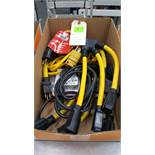 ASST ELECTRICAL CORDS AND ADAPTERS 1X