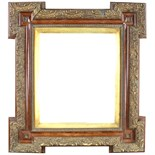 A pair of 19th century Victorian frames. (2 items) 12.2 in (30.9 cm) x 11.6 in (29.5 cm).
