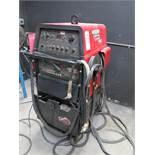 LINCOLN ELECTRIC PRECISION TIG 375 WELDER