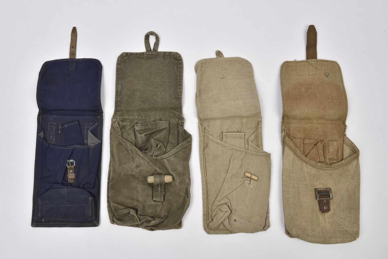 Portes grenades Lot de 4 porte grenades RGD-33. Cette pièce provient de la collection Philippe - Bild 2 aus 2