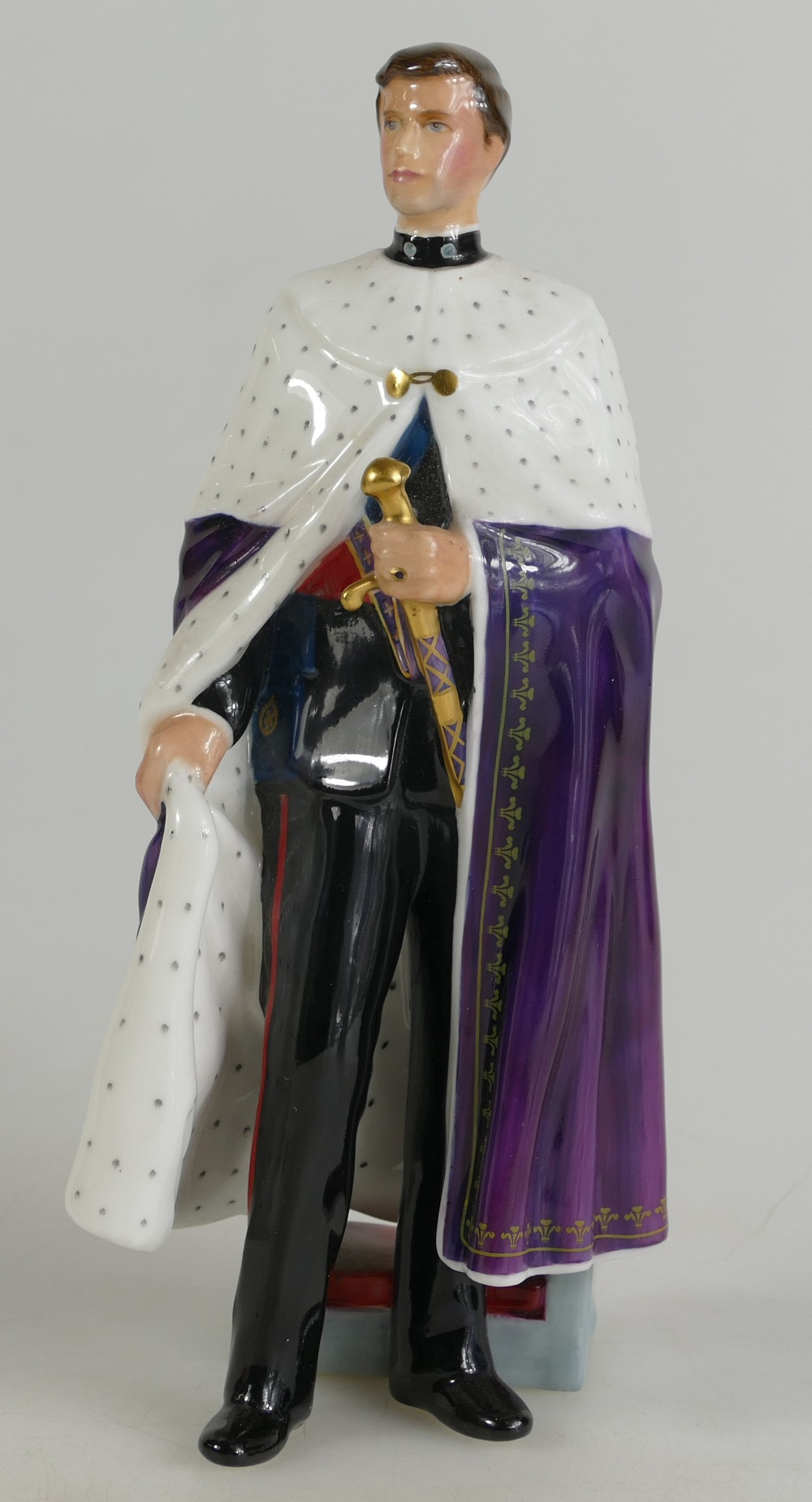 Lot 190 - Royal Doulton prestige figure HRH The Pr
