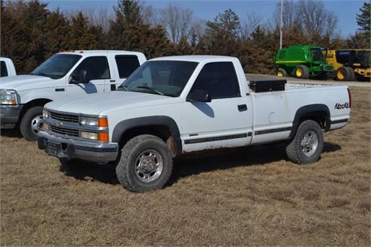 1996 chevy 3500
