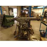 Kerney&Trecker Horizontal Milling Machine