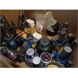 Nitrogen/gas springs