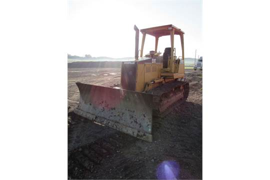 Caterpillar D4C Series 3 Dozer 3046 Engine, 4,005Hrs, 8'2
