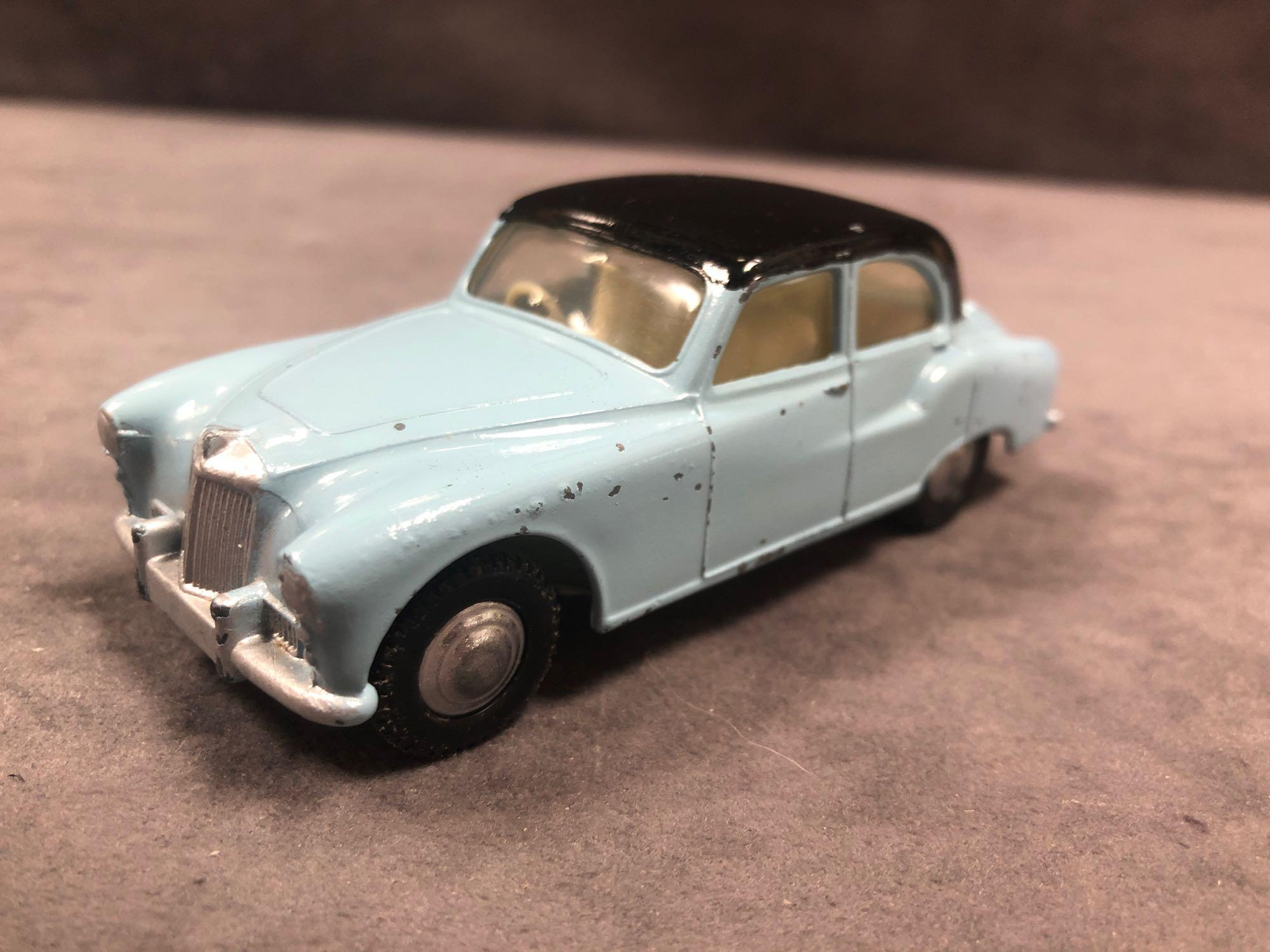 Spot-On 101 Armstrong Siddeley Sapphire Blue With Black Roof - Image 2 of 3