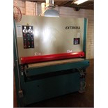 Lot 7 - (930)EXTREMA 52''   2-HEAD WIDE BELT SANDER .(HYDRAULIC)