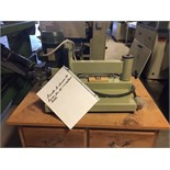 Lot 57 - (935)Centauro 8G-125 Knife Grinder, s/n 97/0751