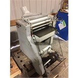 "Lot 45 - (910)Stone Machinery 20"" Planer, Spiral Head(Lineshaft, air clutch)"