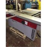 Lot 9 - (931)LIQUIDATION - Hammer 10' sliding table saw (hyd)