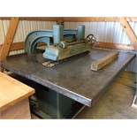 Lot 59 - (943)G.M. Diehl 750 Straight line Rip Saw