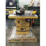 Lot 19 - NEW- POWERMATIC 1-1/4'' SHAPER 230V (SHOWROOM MODEL)