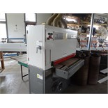 Lot 13 - (951)LIQUIDATION - NORTH-TECH 36'' WIDE BELT SANDER COMBO HEAD W/PLATINUM (HYDRAULIC)