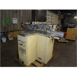 Lot 15 - (957)RITTER HORIZONTAL & VERTICAL LINE BORING MACHINE 460VOLT 3-PHASE