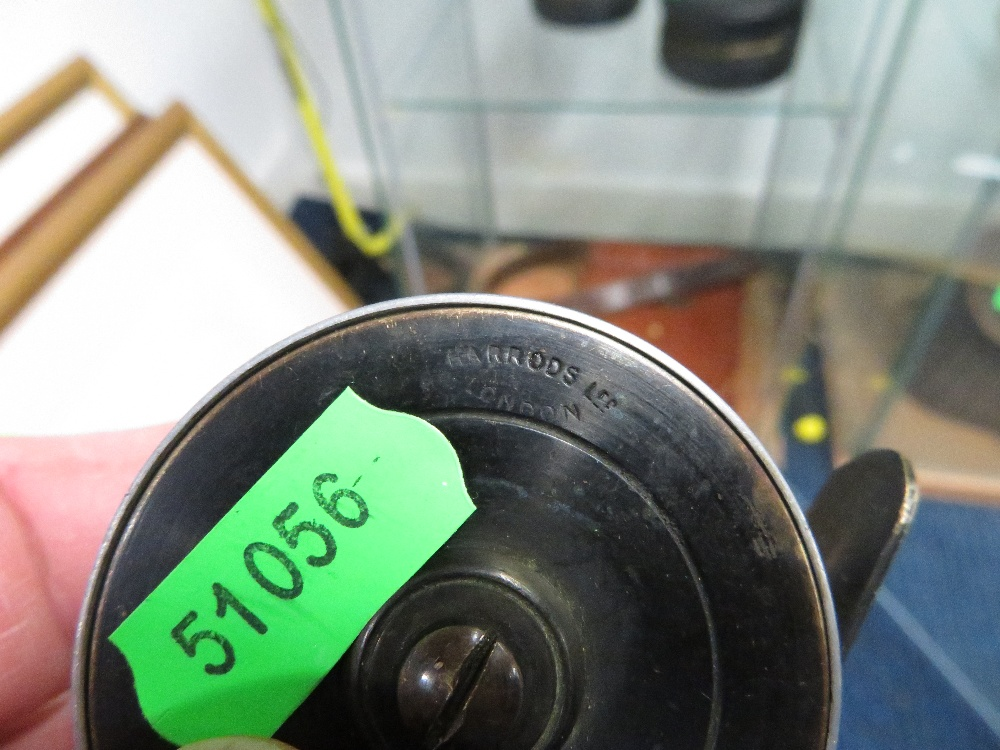 Lot 36 - Harrods marked child's fishing reel
