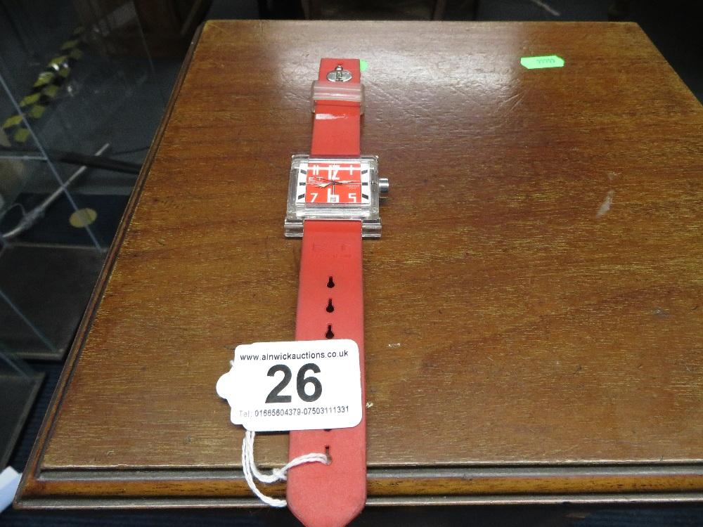 Lot 26 - Lockman watch