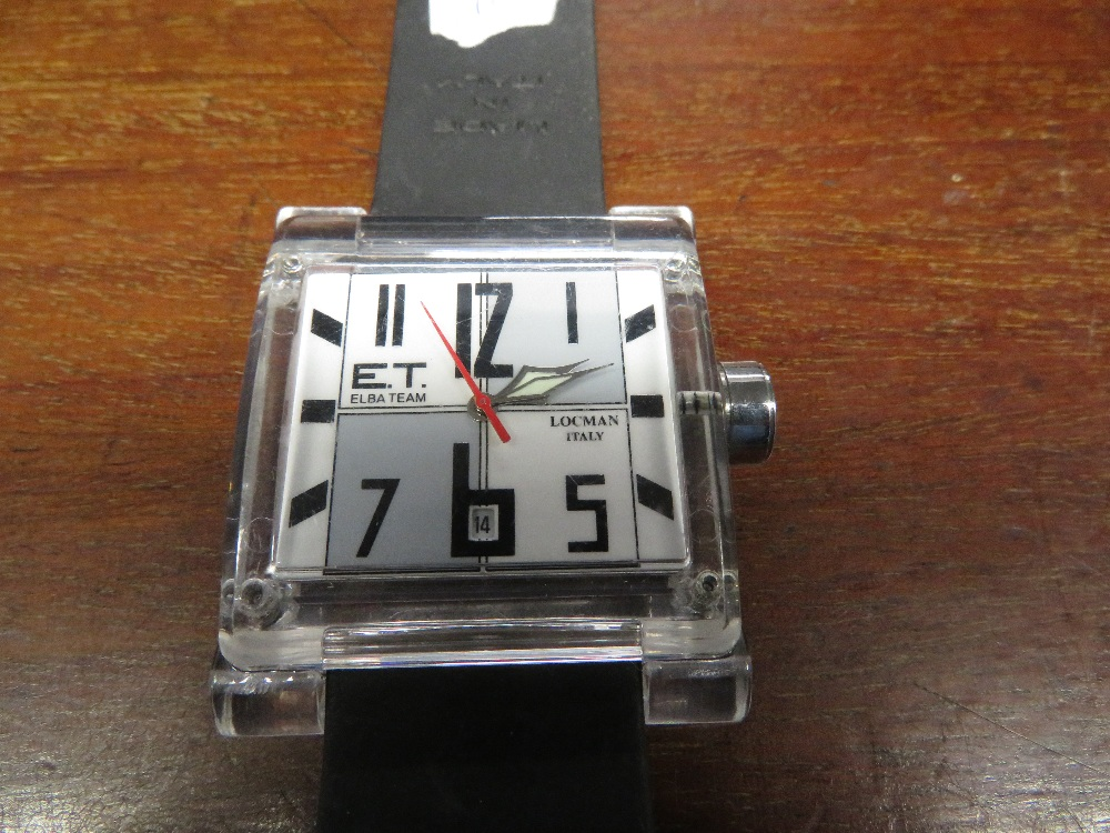 Lot 27 - Lockman watch