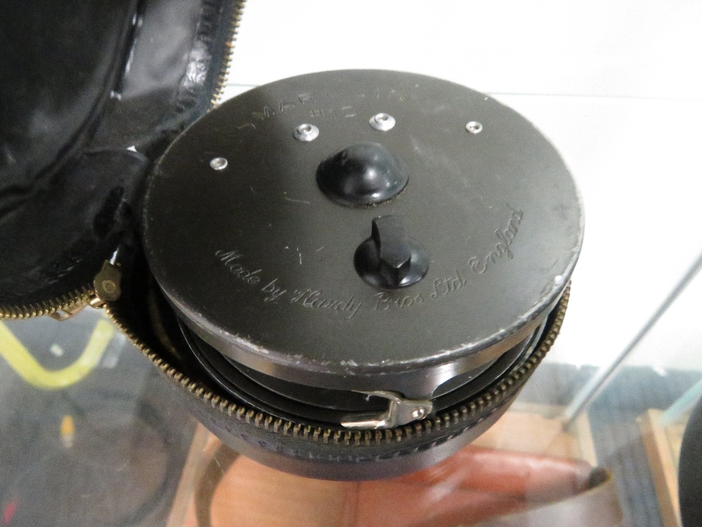 Lot 38 - Hardy's marquis 10 reel