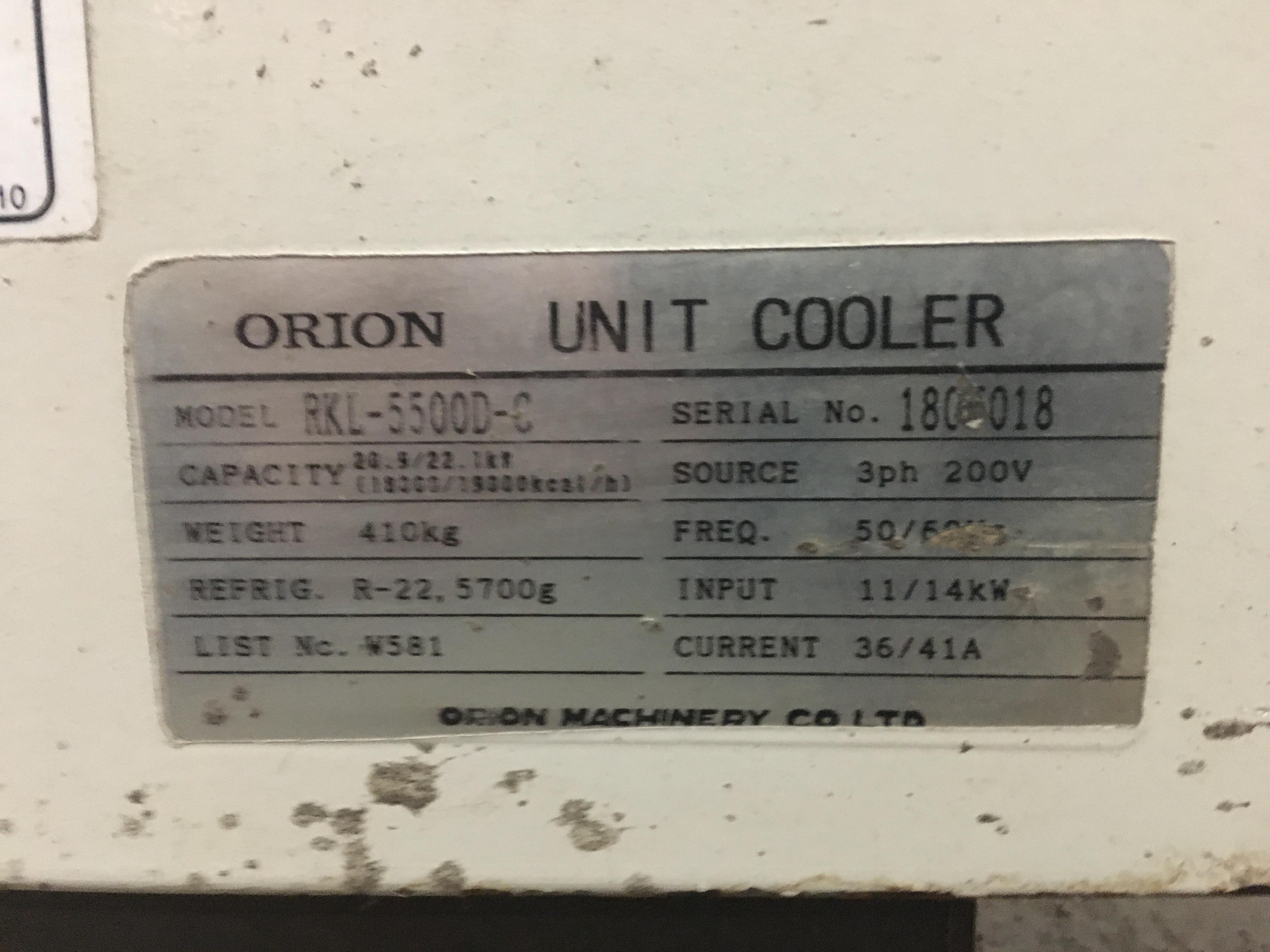 "Mazak Model X-48 Champion Co2 Laser, 1500 Watt, 49"" x 98"" Capacity, Orion Chiller, 55,000 Hours - Image 8 of 10"