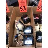 Qty 3 - assorted Bodine motors as pictured.