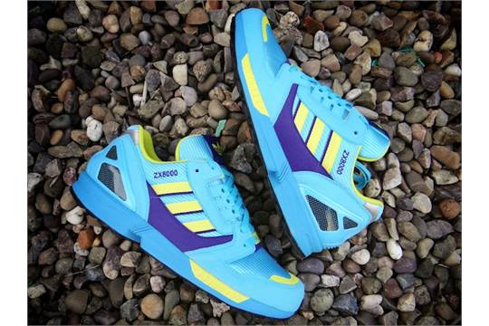 adidas torsion zx 8000 blau kaufen