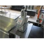 ROBOT COUPE commercial standard food processor. 3 1/2 QT. (Mod: R 301 Series D)
