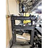 H-FRAME HYDRAULIC MANUAL PRESS