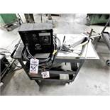 MILLER PORTABLE SPOT WELDING MACHINE, MODEL LMSW-52T, S/N KH569533, 220V, SINGLE PHASE, W/ MILLER