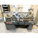 "CLAUSING 13"" X 36"" 1300 ENGINE LATHE, MODEL 1301, SWING: 13"", DISTANCE BETWEEN CENTERS: 36"", FLAME"