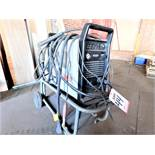 HYPERTHERM POWERMAX 900 PORTABLE PLASMA CUTTER, NO. 083063, S/N 900-008085