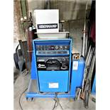 MILLER SYNCROWAVE 351 AC/DC WELDING POWER SOURCE, STOCK NO. 903219, S/N KH309794, W/ BERNARD WATER