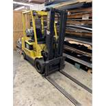 Hyster S50XM Propane Forklift Hyster 50