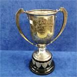 SILVER TROPHY - NORTHERN IRELAND DAY TECHNICAL SCHOOLS SPORTS ASSOCIATION MINOR BOYS ATHLETICS CUP