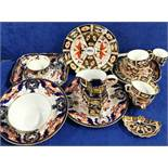 QUANTITY OF ROYAL CROWN DERBY