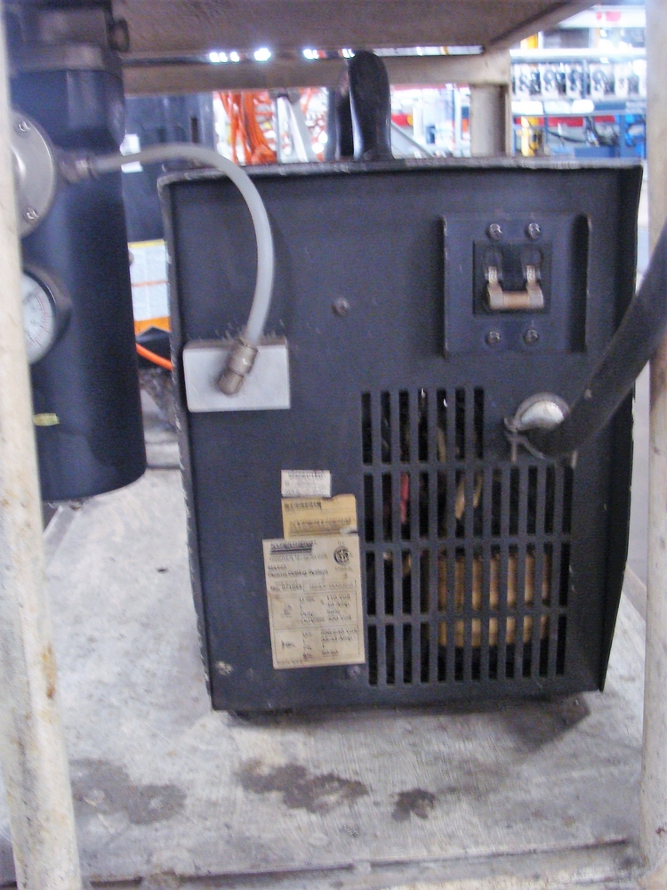 Lot 14 - HYPERTHERM MAX 43 PLASMA CUTTER, NO. MX43-00968