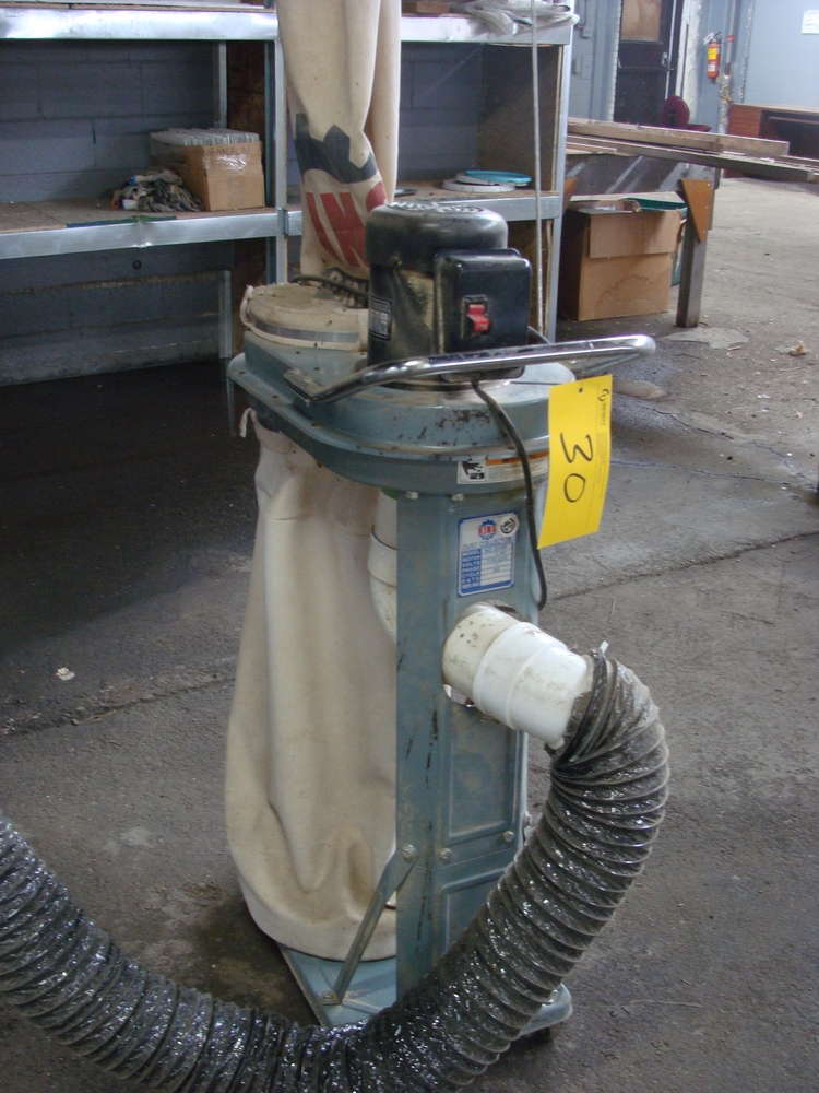 Lot 30 - KING KC-2108 DUST COLLECTOR, S/N 707270