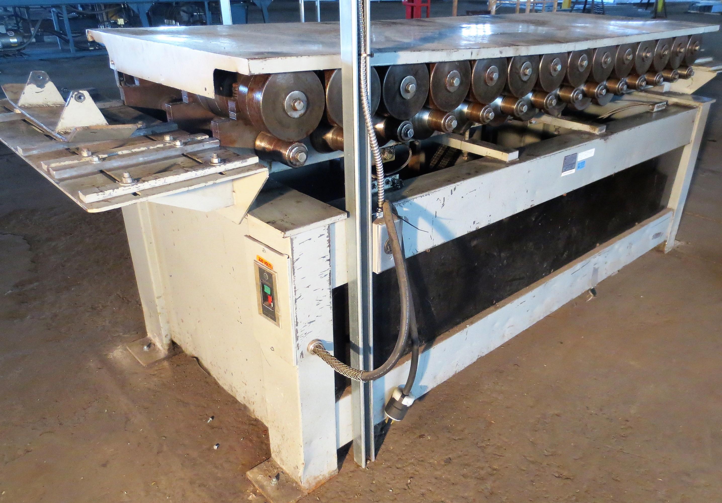 Lot 7 - JORGONSON 14 stand rollformer/ profiler 3544C s/n 3544C100C (Unit 8)