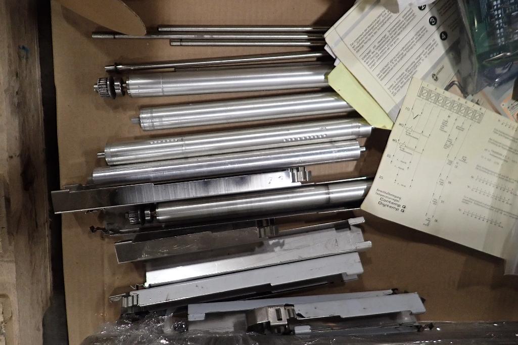 Lot 1018 - Video jet parts, Smartlase controller, control module, Ilapak parts, check weigher parts (LOT). **Ri