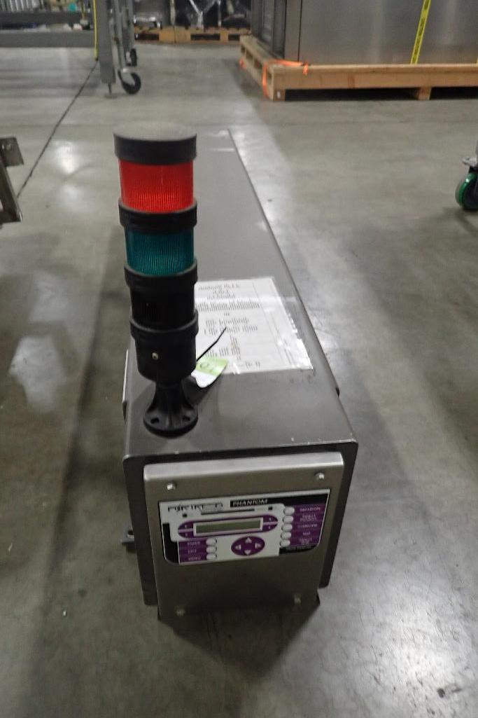 Lot 1040 - Fortress phantom metal detector head, 50 in. wide x 3 in. tall aperture, head only. **Rigging Fee: $