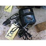 RECHARGEABLE HAND DRILL, MAKITA, w/charger