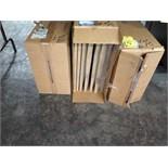 "LOT OF AIR FILTERS: 20"" x 20"" x 1"" (in two boxes) & 24"" x 24"" x 1"" (in one box)"