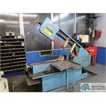 "9"" X 16"" DOALL MODEL C-916 HORIZONTAL BAND SAW; S/N 529-96247 *$400.00 RIGGING FEE DUE TO INDUSTRIA"