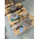 """10"""" PNEUMATIC ROTARY TABLES"""