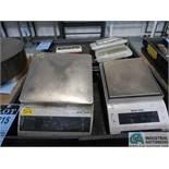 5100 G & 4200 G METTLER-TOLEDO PRECISION BALANCE SCALES