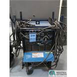 250 AMP MILLER SYNCROWAVE 250 CC-AC/DC WELDING POWER SOURCE; S/N KG216026 *$25.00 RIGGING FEE