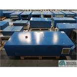 """SPA TYPE 1009-247-07 SINGLE-DOOR ELECTRICAL MACHINE CONTROL CABINET; 16"""" X 32"""" X 72"""" HIGH CABINET"""