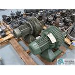 6.5 KW/ 8 HP PUMP MOTORS *$25.00 RIGGING FEE DUE TO INDUSTRIAL SERVICES AND SALES*