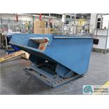 2-1/2 CUBIC YARD (APPROX.) SELF-DUMPING HOPPER *$25.00 RIGGING FEE DUE TO INDUSTRIAL